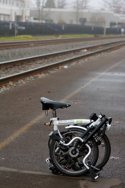Brompton by the Tracks
