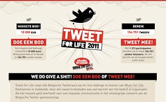 Tweet for Life