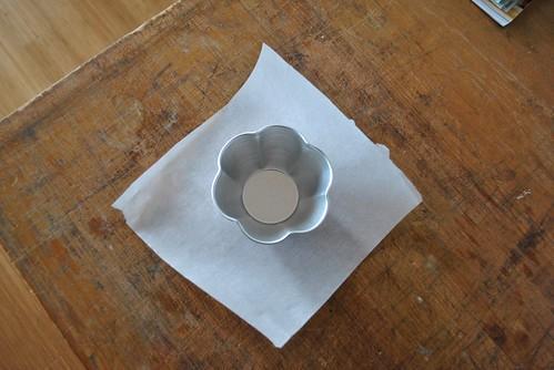 Paper under tin