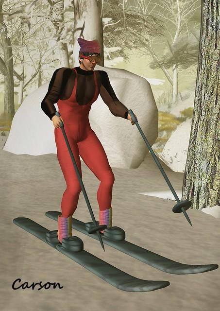 Evaki  - Snow Ski Outfit (2)