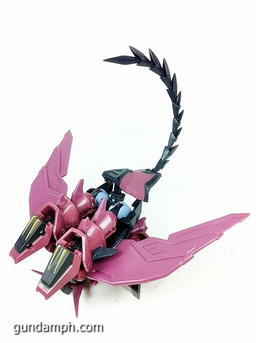 SD Gundam Online Capsule Fighter EPYON Toy Figure Unboxing Review (54)