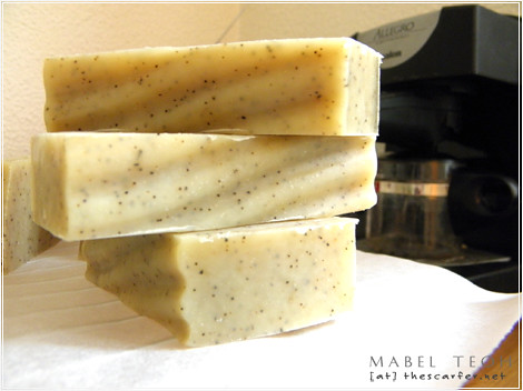 Kitchen Soap: Stacked bars