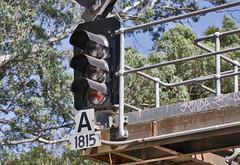 Railway Stop Lights