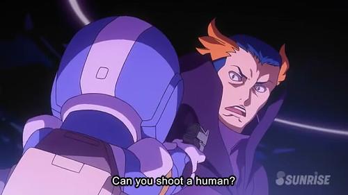 Gundam AGE Episode 15 Those Tears Fall in Space Youtube Gundam PH (46)