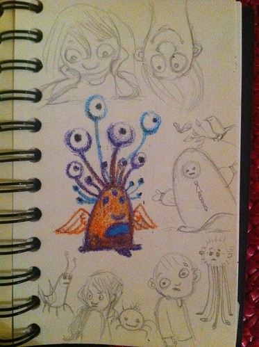 Day 32 - doodles