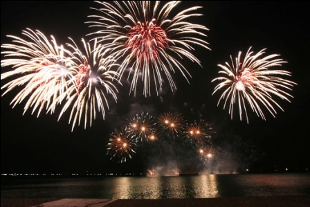 3ed Philippine International Pyromusical Competition Schedule
