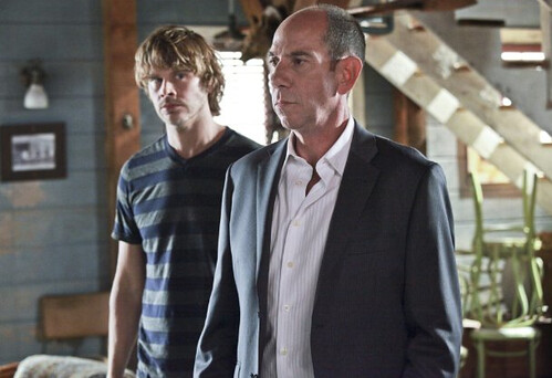 NCIS: Los Angeles - Deeks and Granger