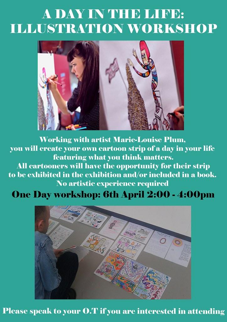 Illustration Workshop Poster