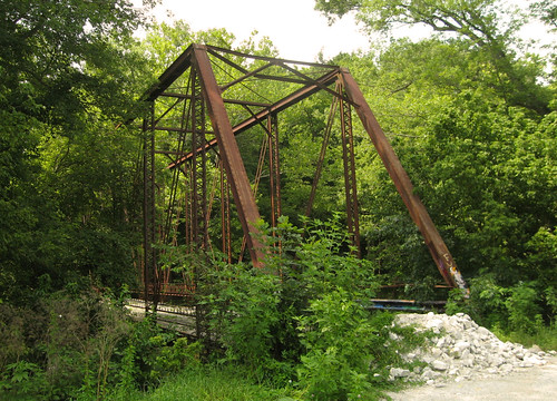 The Houck Iron Bridgw