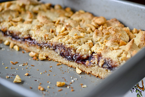 Peanut Butter & Jelly Bars 1