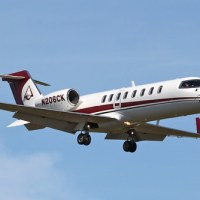 Marvin Gardens Aviation LLC N206CK Learjet 45 #NAS