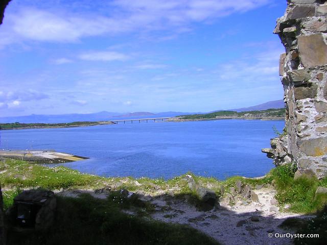Kyleakin ruins