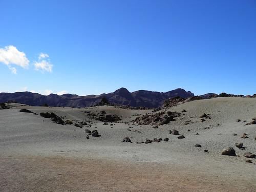 Марсианский, или лунный, пейзаж // Landscape of Mars, or of Moon