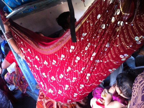 Repurposing the General Compartment to feel like home. by Unlisted Sightings
