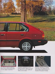 1985 Hyundai Pony Brochure 03