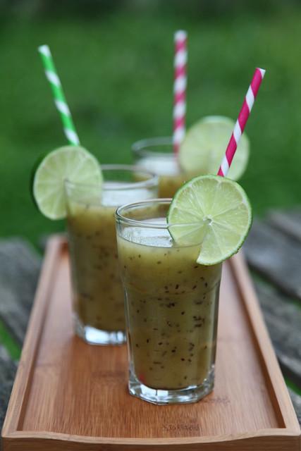 Kiwi Honey Limeade 5