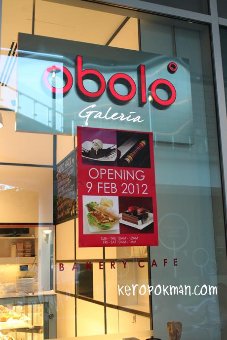 Obolo @ Rochester Mall