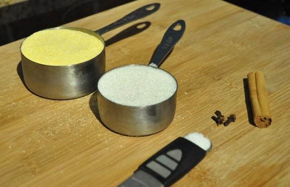 Harina de Maiz Breakfast Cereal