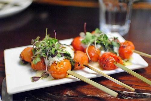 tomato anticucho