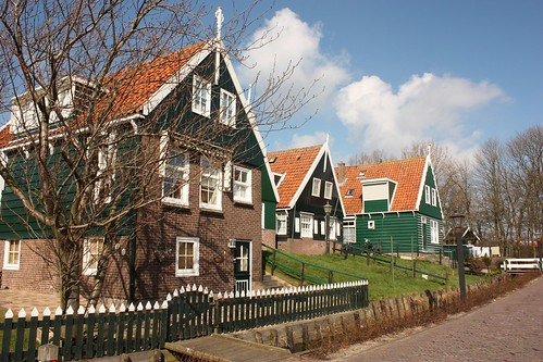 Marken Island, Holland