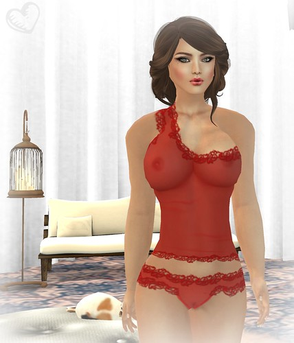 Lingerie Boutique Valentine's Day Gift