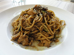 Rendang Spaghetti at Levain Boulangerie & Patisserie