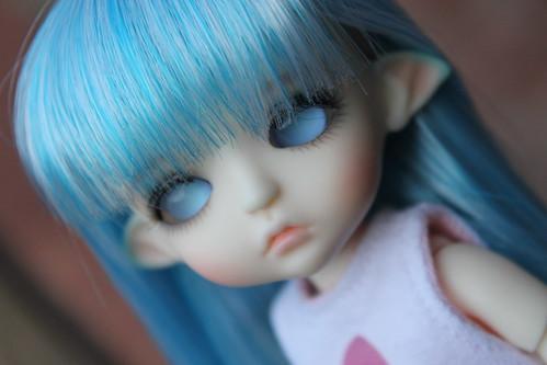 Bebe Blue
