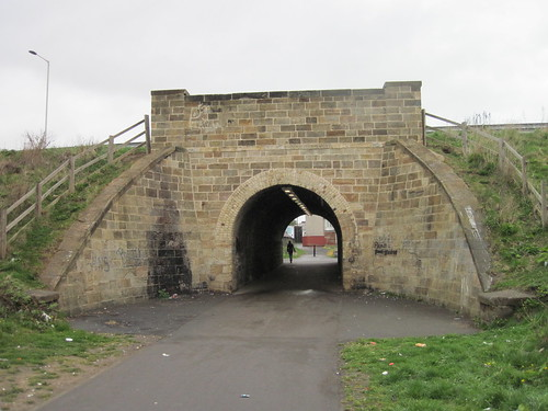 George Stephenson 1824 Tunnel, Darlington