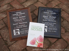 MNLA Landscape Gala 2012 - The Awards