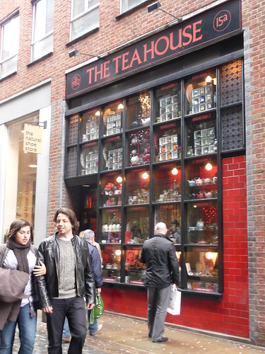 The Tea Shop, Covent Garden London