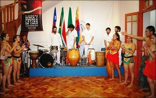 2º semana de africa y america latina en chile