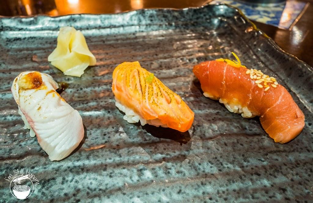Ocean room sushi