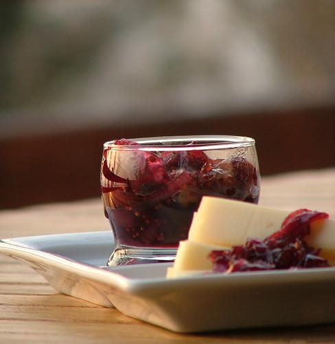 Onion & Cranberry Marmalade