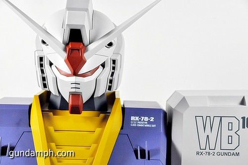 MSG RX-78-2 Bust Type Display Case (Mobile Suit Gundam) (47)