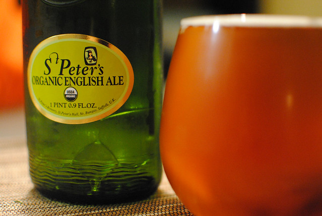 St. Peter's Organic English Ale