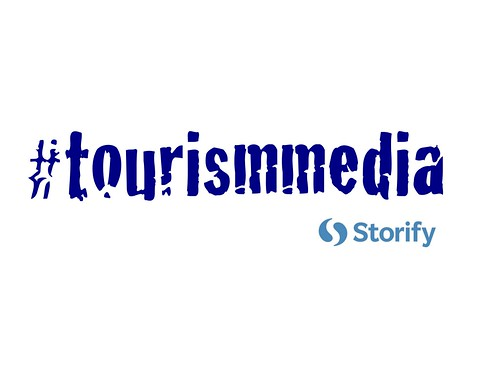 Where's the story? Connecting Tourism and Media, Hashtag #tourismmedia #socialmedia
