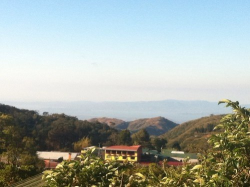 View over the Gulf of Nicoya