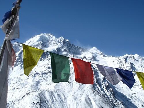 Langtang Himal by pollywogonalog