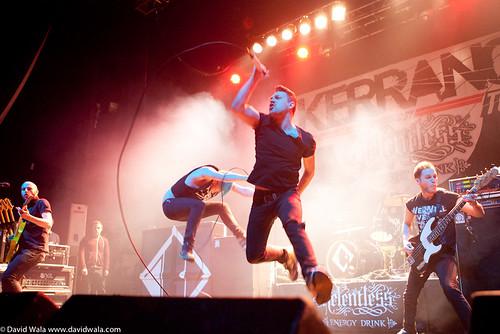 Blackout Kerrang Tour Newcastle Academy 12 February 2012-6.jpg