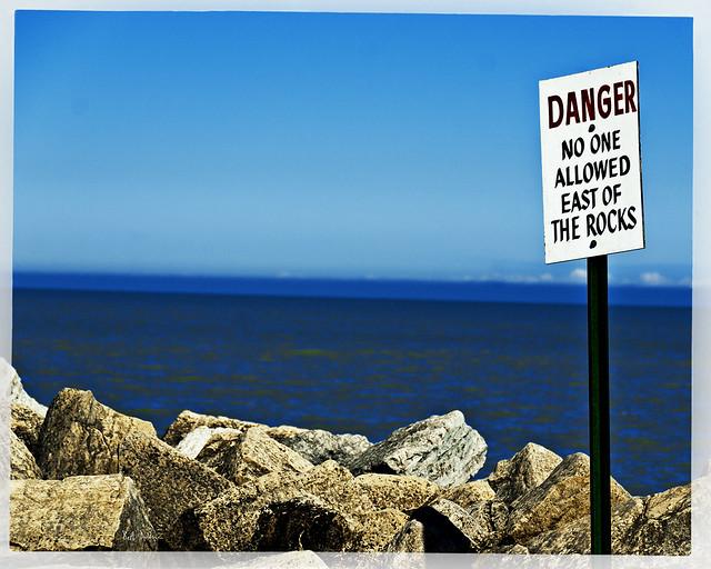 Danger Rocks
