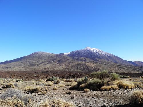 Пик Тейде // Peak of Teide