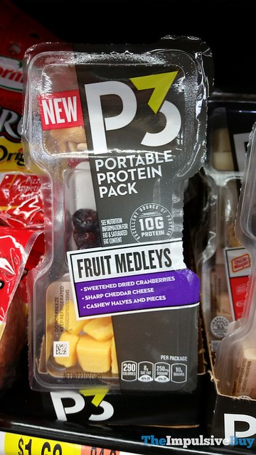 Oscar Mayer P3 Portable Protein Pack Fruit Medleys