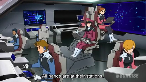 Gundam AGE Episode 19 Asemu Sets Off Screenshots Youtube Gundam PH (27)