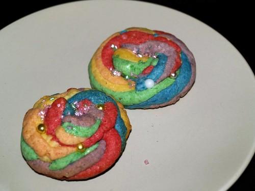 Unicornpoop Cookies
