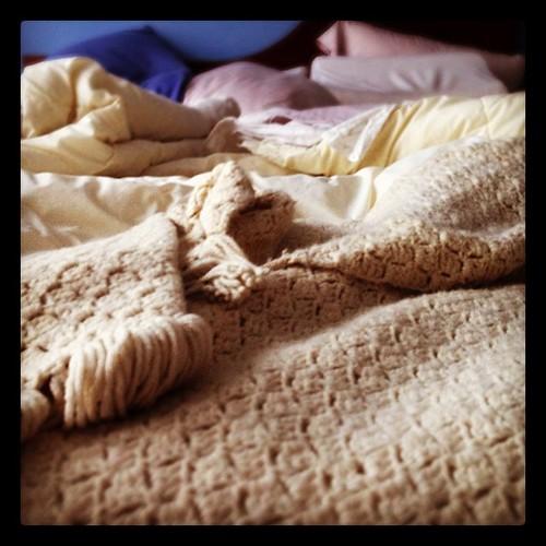 Instagram 27 Day Photo Challenge Day 19- Where I Slept