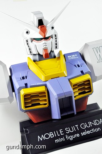 MSG RX-78-2 Bust Type Display Case (Mobile Suit Gundam) (36)