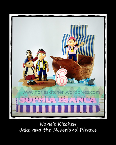 Norie's Kitchen - Jake and the Neverland Pirates by Norie's Kitchen