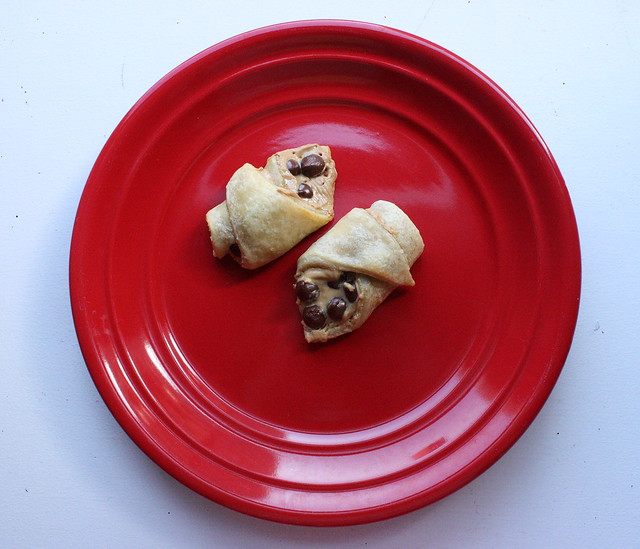 Chocolate Crescent Roll