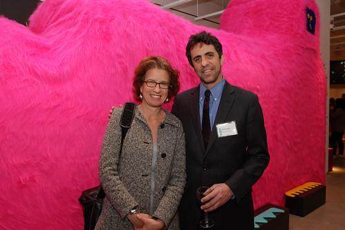 Leslie Koch and David Kaplan