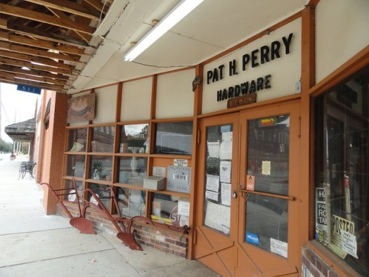 Pat H. Perry Hardware, Hurtsboro AL